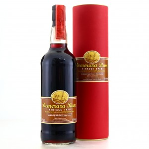 Demerara Rum 1974 Gordon and MacPhail 30 Year Old 75cl / Park Avenue Exclusive