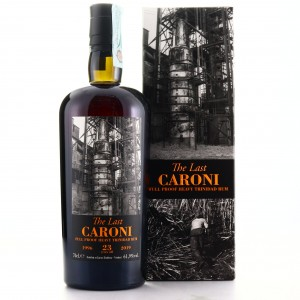 Caroni 1996 Velier 23 Year Old Full Proof Heavy / 'The Last Caroni'
