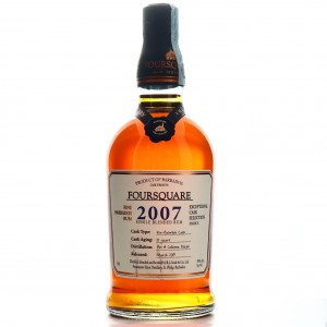 Foursquare 2007 Bourbon Cask 12 Year Old