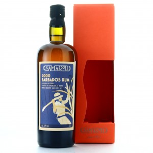 Foursquare 2000 Samaroli Single Cask