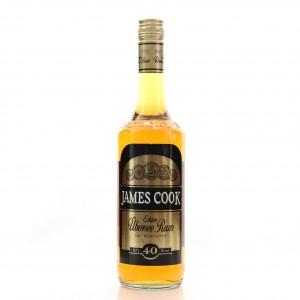 James Cook Echter Ubersee Rum
