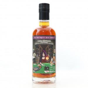 Casa Santana 12 Year Old That Boutique-y Rum Company Batch #1