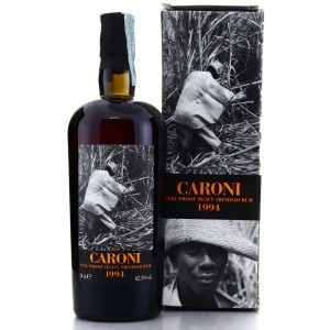 Caroni 1994 Velier 17 Year Old Full Proof Heavy