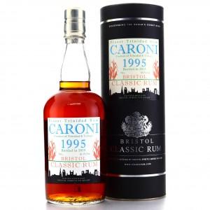 Caroni 1995 Bristol Classic Rum