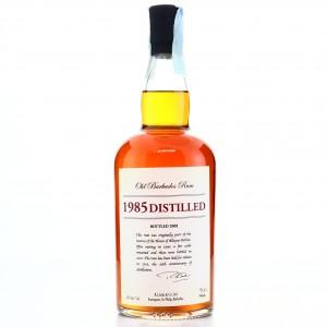 Old Barbados Rum 1985