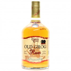 Clarke's Court Old Grog 75cl / US Import