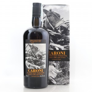 Caroni 2000 Velier Single Cask 15 Year Old #3783