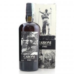 Caroni 1985 Velier 20 Year Old High Proof Heavy