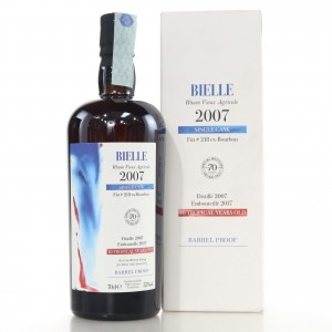 Bielle 2007 Velier 10 Year Old / 70th Anniversary