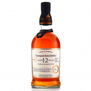 Foursquare 12 Year Old Private Cask Selection / WealthSolutions