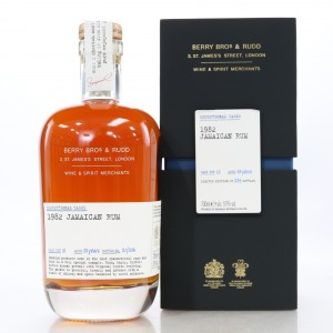 Long Pond 1982 Berry Brothers and Rudd 33 Year Old Exceptional Cask