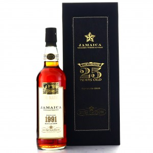 Monymusk 1991 Rum Nation 25 Year Old