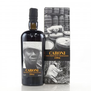 Caroni 1994 Velier 17 Year Old High Proof Heavy