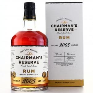 Chairman's Reserve 2005 Single Cask #07/10