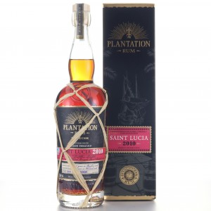 St Lucia Rum 2010 Plantation Single Cask