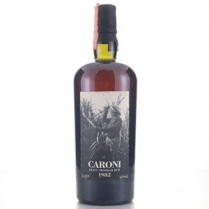 Caroni 1982 Velier 23 Year Old High Proof Heavy