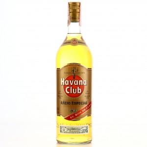 Havana Club Anejo Especial 1 Litre