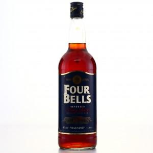 Four Bells Navy Rum 1 Lire