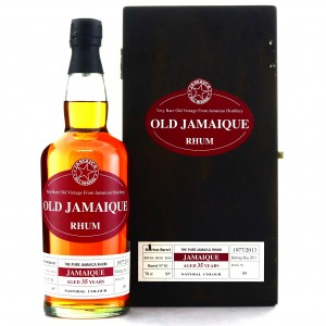Long Pond 1977 Old Jamaique 35 Year