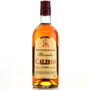 Hacienda Calibío 5 Year Old