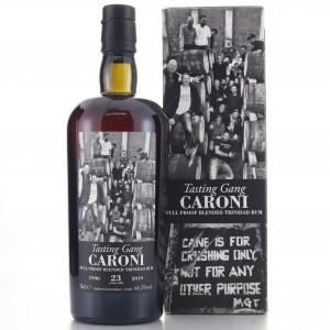 Caroni 1996 Velier 23 Year Old Full Proof Blended / Tasting Gang
