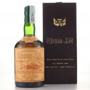 Rhum J.M 1993 Cask Strength 15 Year Old