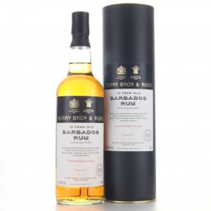 Foursquare 13 Year Old Berry Brothers and Rudd / Kirsch Whisky