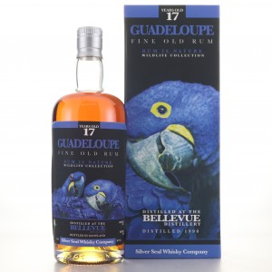 Bellevue 1998 Silver Seal 17 Year Old Cask #56 / Rum is Nature