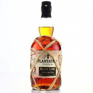 Plantation Black Cask / Barbados and Jamaica