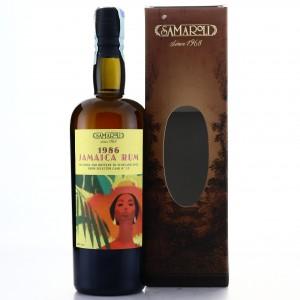 Jamaica Rum 1986 Samaroli Single Cask