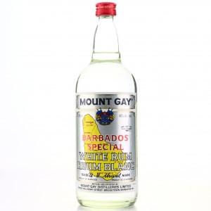 Mount Gay White Rum 1970s