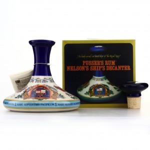 Pusser's Nelson's Ship's Decanter 1 Litre