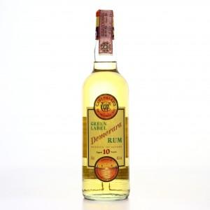 Guyana Demerara Rum 10 Year Old Cadenhead's Green Label