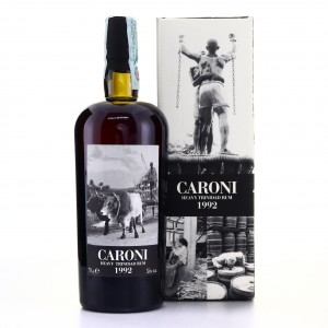 Caroni 1992 Velier 18 Year Old Heavy