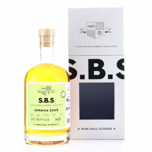 Jamaica Rum 2008 The 1423 SBS