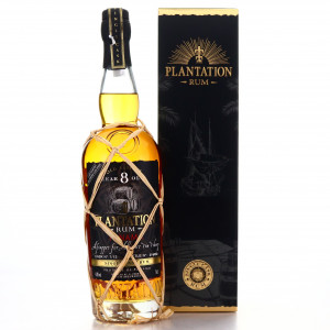Panama Rum 8 Year Old Plantation Single Cask #7 / Aftappet for Alliance Vin Viborg