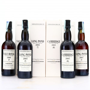 Long Pond National Rums of Jamaica Releases 4 x 70cl