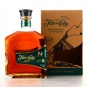 Flor de Cana 14 Year Old