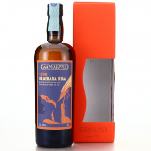 Demerara Rum 1990 Samaroli Single Cask #68