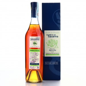 Savanna 2002 Creol Single Cognac Cask 8 Year Old #976 50cl