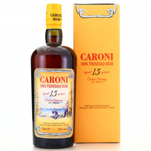 Caroni 1998 Velier 15 Year Old 104 Proof
