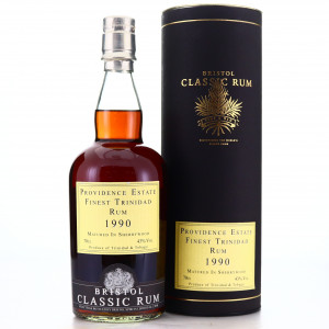 Caroni Providence Estate 1990 Bristol Classic Sherry Wood
