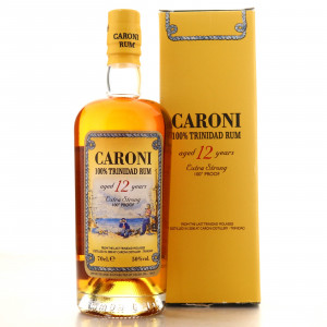 Caroni 2000 Velier 12 Year Old 100% Trinidad 100 Proof