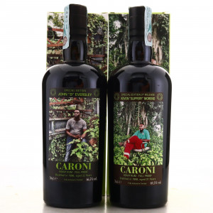Caroni Employees Velier 2 x 70cl / Kevon 'Slippery' Moreno & John 'D' Eversley
