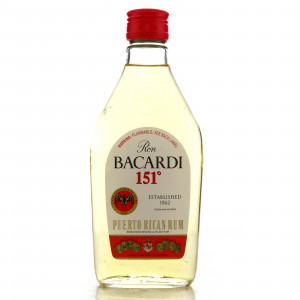 Bacardi 151 Proof 20cl / US Import