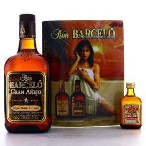 Barceló Gran Anejo with Miniature & Bar Mats