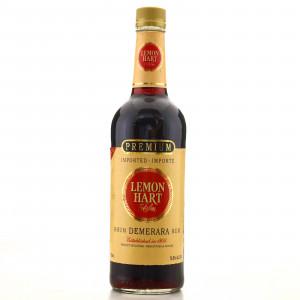Lemon Hart 151 Proof Demerara 75cl / US Import
