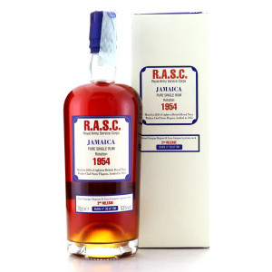 Velier R.A.S.C. Jamaica Rum 1954 2nd Release