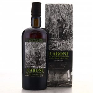 Caroni 2000 Velier 17 Year Old Single Cask Heavy #R4008 / TWE