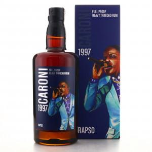 Caroni 1997 Jack Tar 21 Year Old Music! Series / Rapso Edition